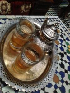 nane çayı servisi