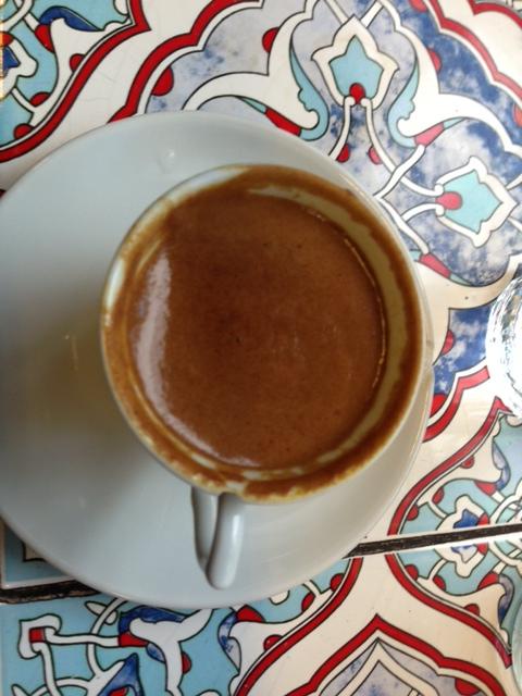 kahvenin iyisi çorlulu'da yetişir