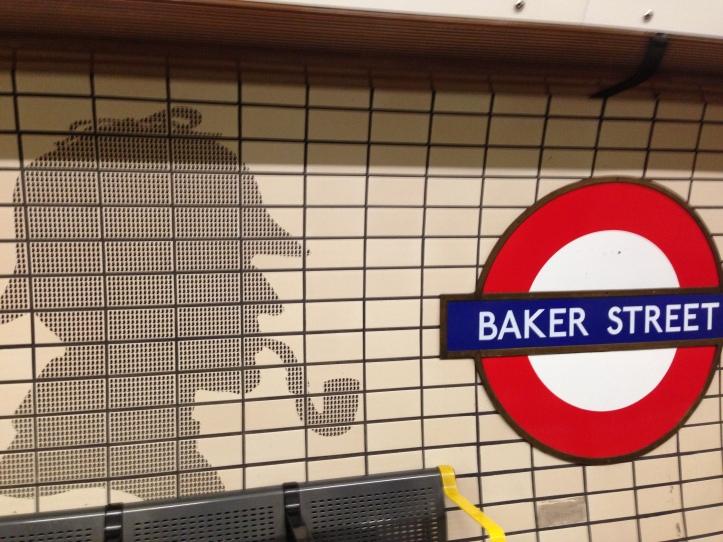 Baker Street İstasyonu